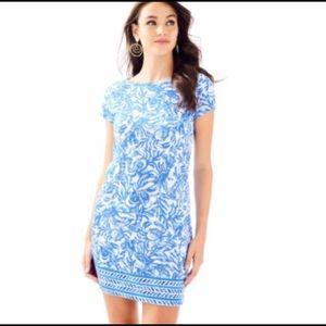 Lily Pulitzer Blue Marlow Dress